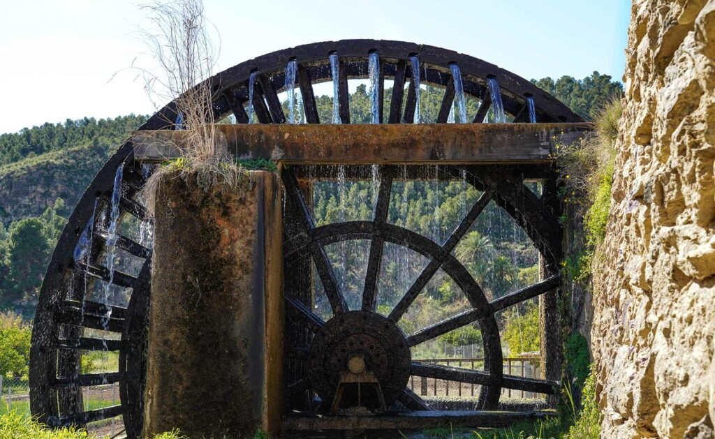 sostenibilidad-energia-renivable-BBVA-central-hidrolectrica