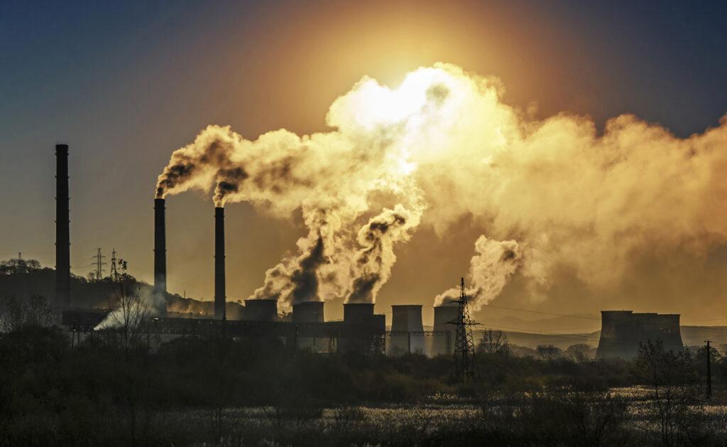 BBVA-tipos-contaminacion-facrbicas-co2-sostenibilidad-gases-atmosfera-proteccion-planeta