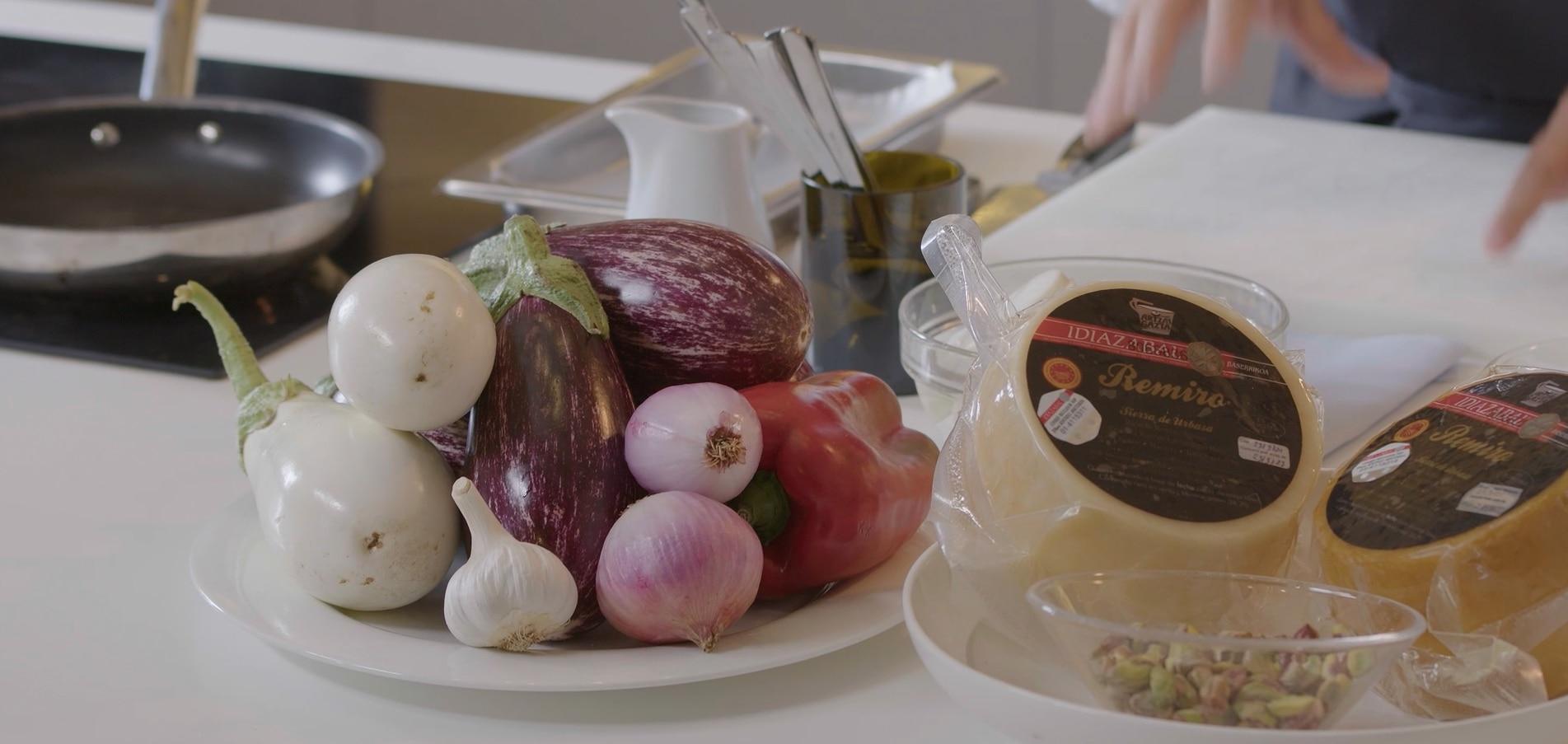 berenjena-queso-productos-mes-julio-celler-roca-gastronomia-sostenible