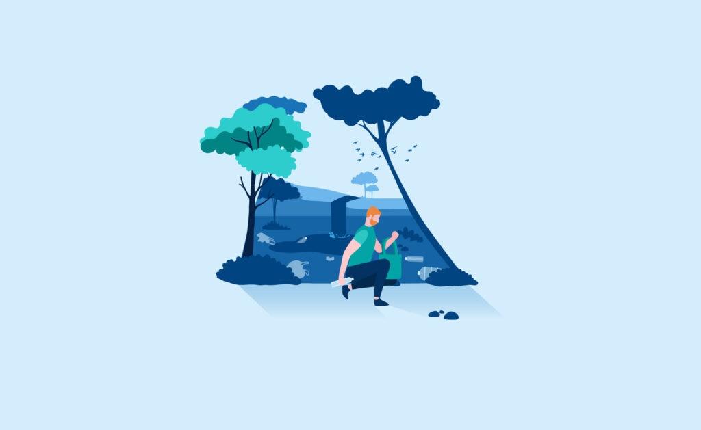 BBVA-sostenibilidad-Plogging-medioambiente-deporte