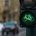 semaforo bicicleta