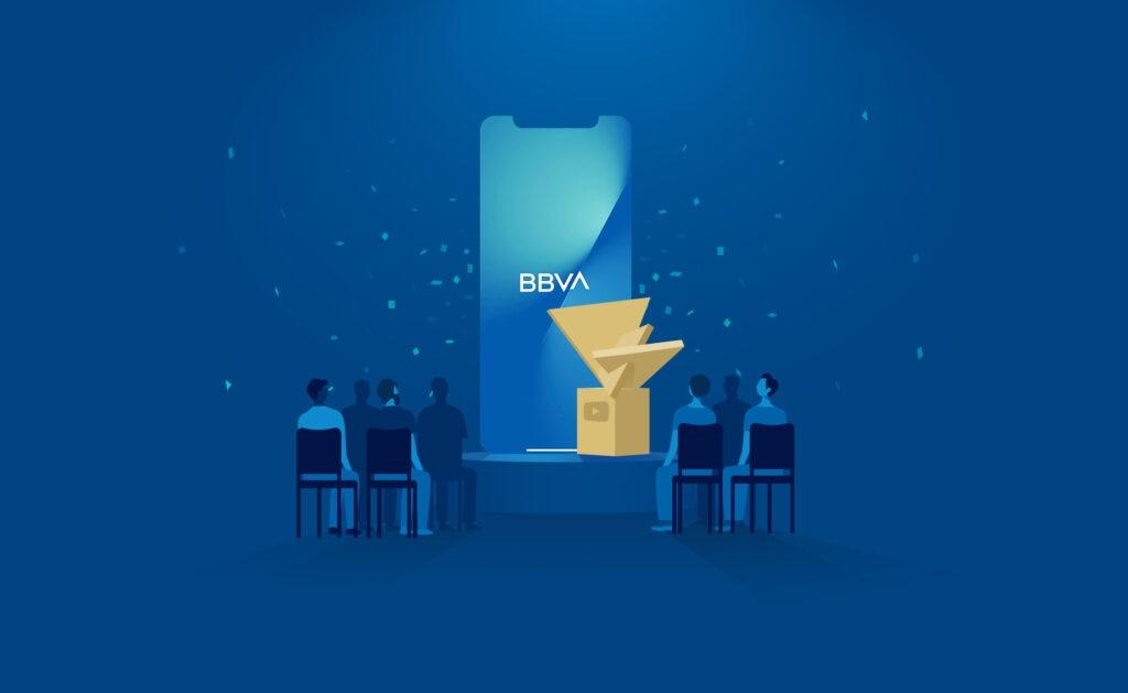 BBVA logra tres de los cinco premios YouTube Works España