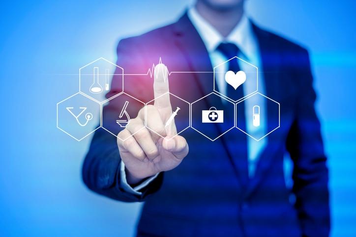virtual health button digital man resource bbva
