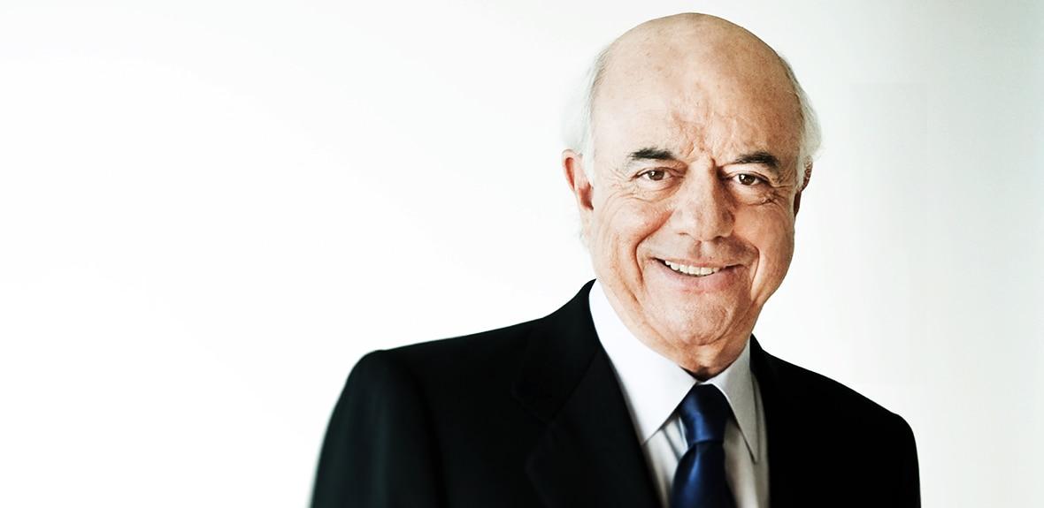 Francisco González Rodríguez, presidente del grupo BBVA
