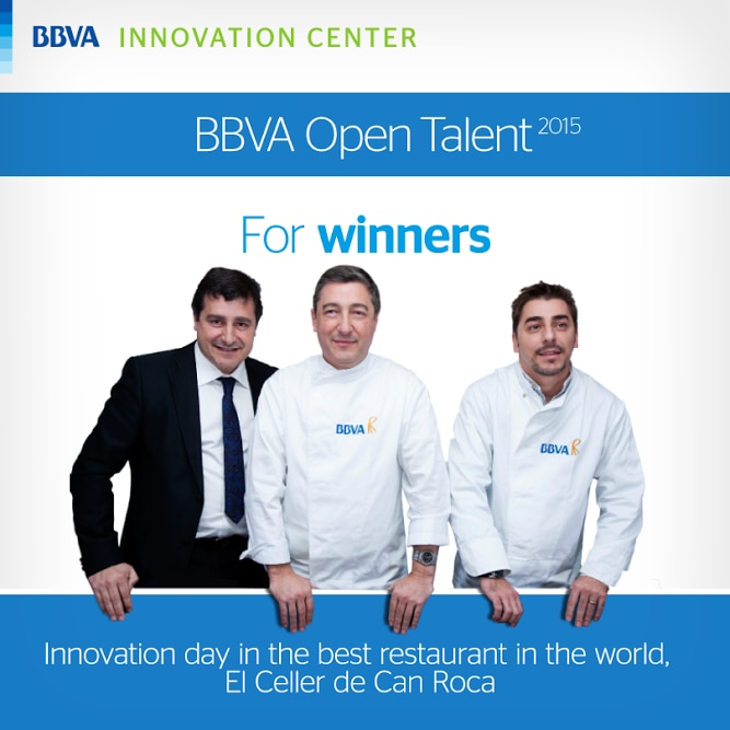 Picture, Innovation day in El Celler, Open Talent