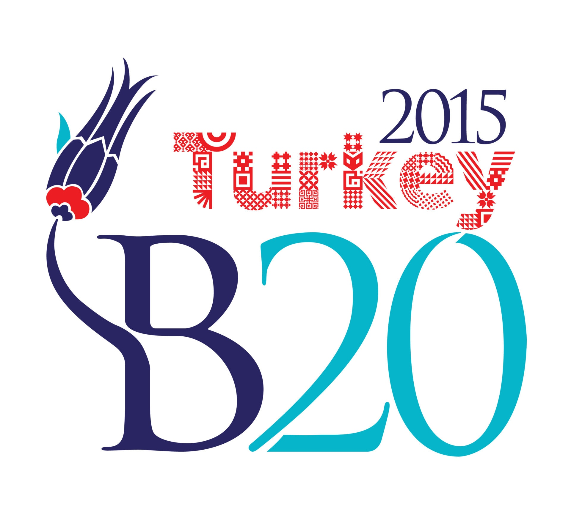 B20 logo