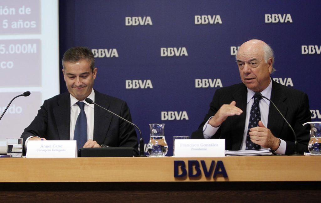 francisco gonzalez radio interview in onda cero speaking about turkey bbva