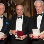 Picture: Francisco González receives the Sorolla Medal from the Hispanic Society of America-BBVA