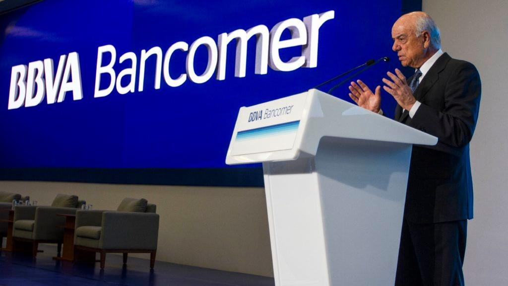 Picture of Francisco Gonzalez at Director Meeting BBVA Bancomer