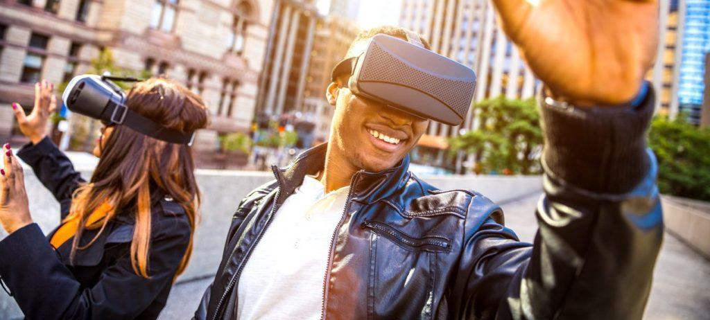 virtual reality headset bbva