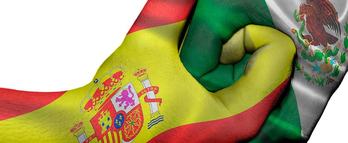 Fotografía de el círculo virtuoso entre compañías y empresarios de España y México. BBVA