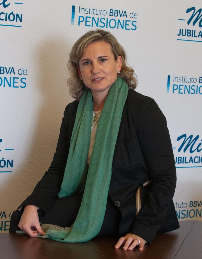 Image of Mercedes Ayuso, BBVA Pensions Institute