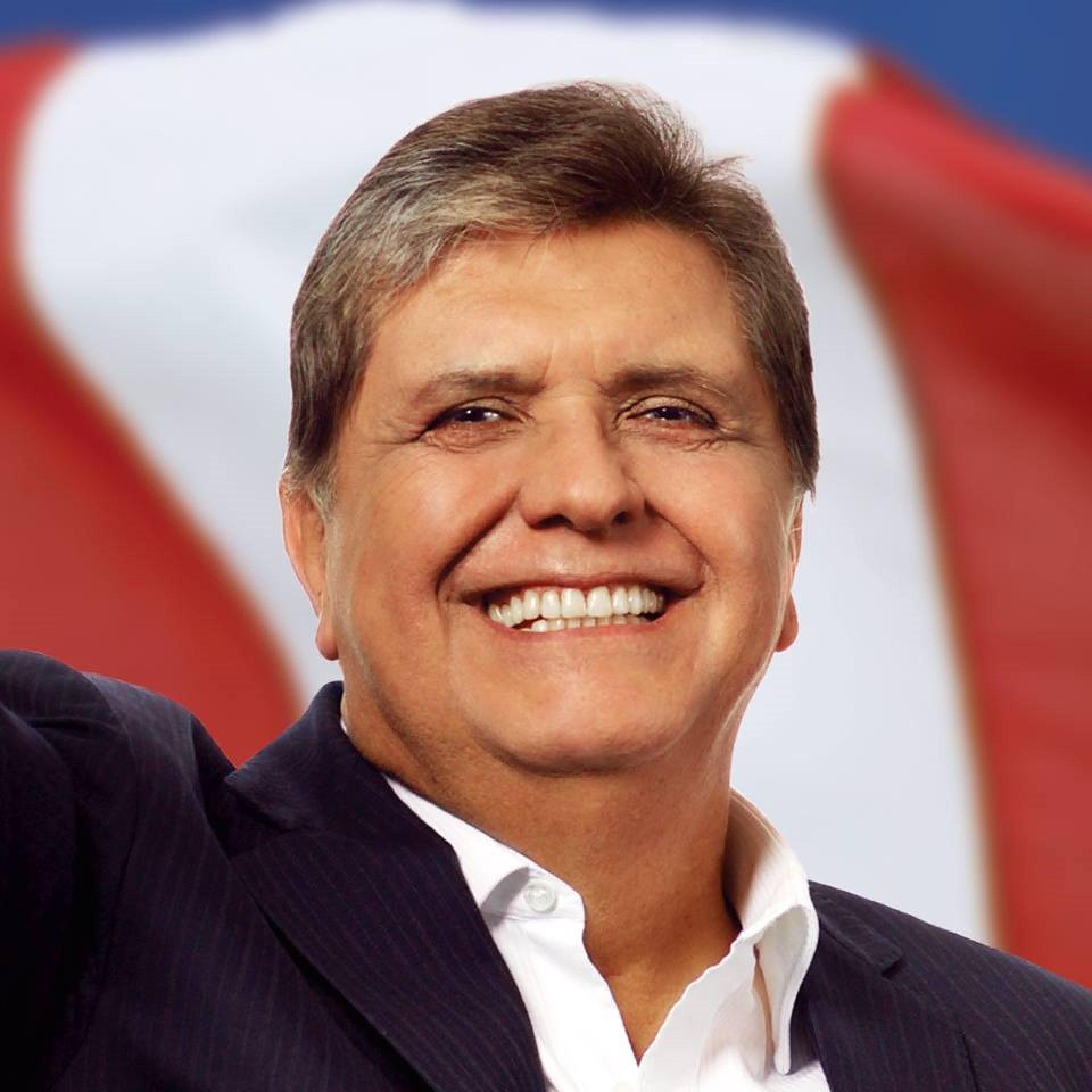 Picture of Alan García