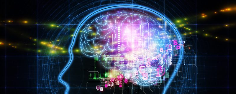 Stock image artificial intelligence a health blog