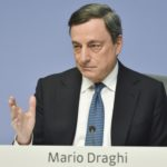 Mario Draghi. ECB. European Central Bank