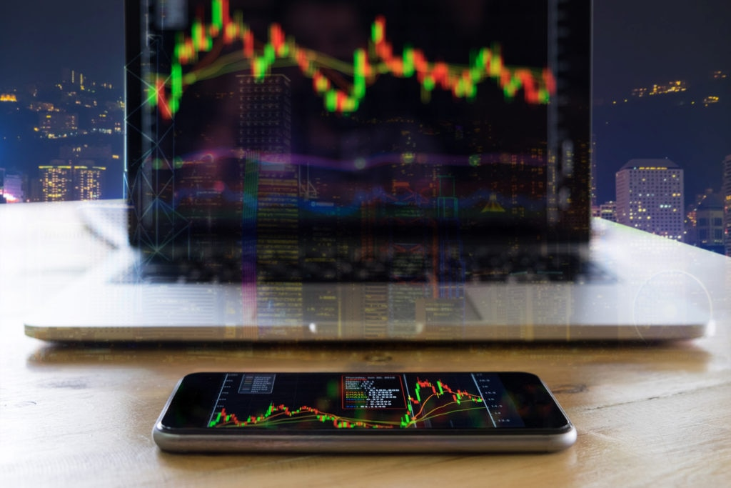 market stock finnancial resource bbva