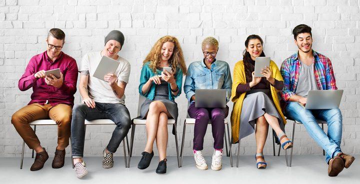diversity friends collection resource bbva