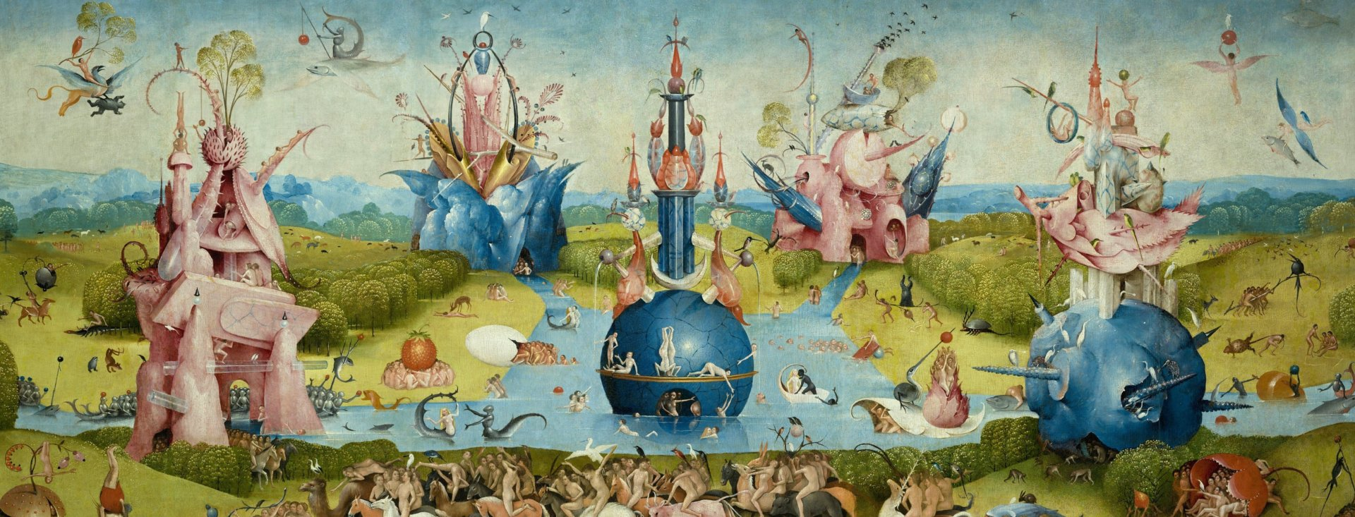 Hieronymus Bosch Four Apps To Show Off How Well Cultured You Are Bbva News