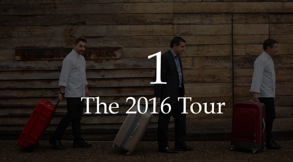 Picture of Header The tour 2016 El Celler de Can Roca press kit BBVA