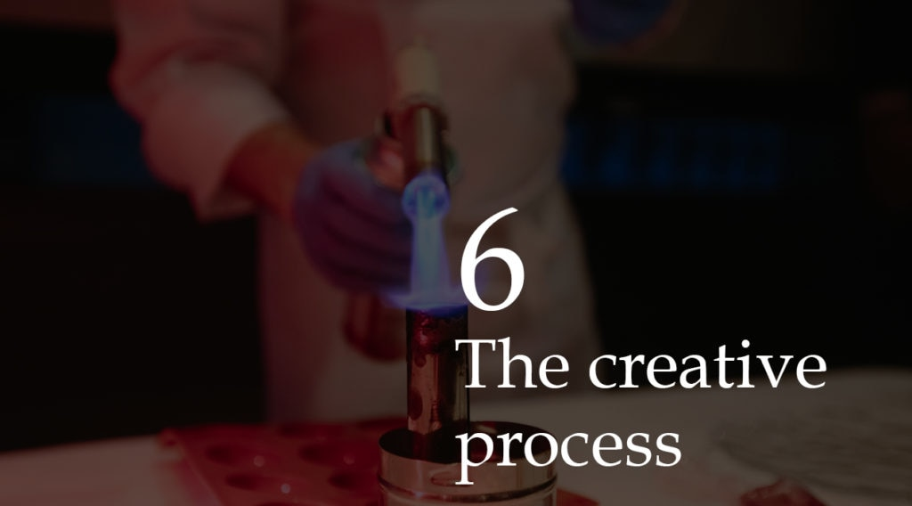 Picture of Header creative process El Celler de Can Roca press kit BBVA
