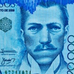 Image of Colombian peso bill