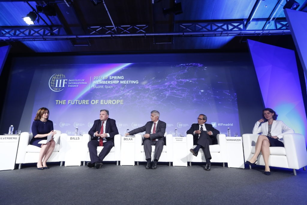 Photo: JMGP at IIF spring meeting