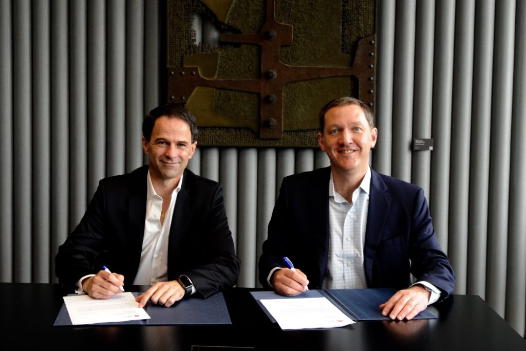 BBVA and RedHat agreement