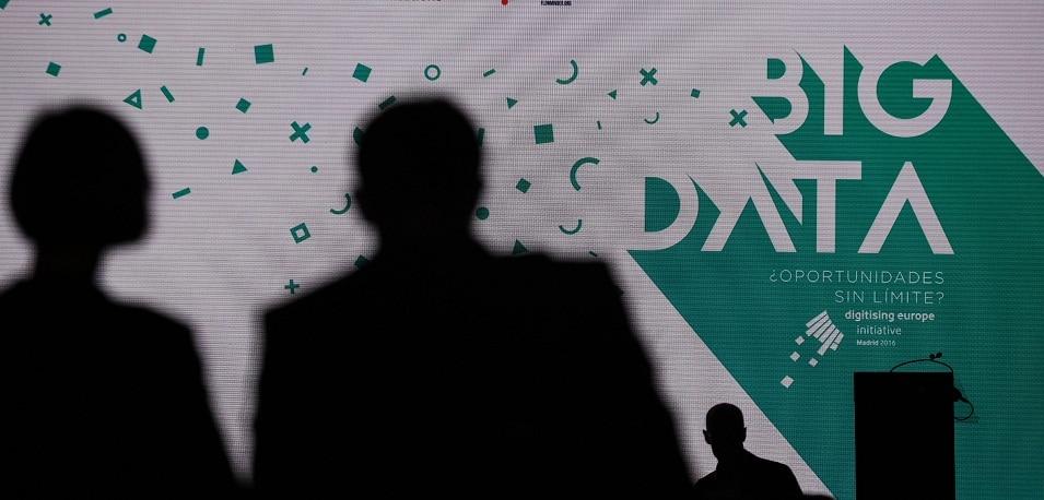 Jornada Big Data elpais Madrid . Foto: santi burgos