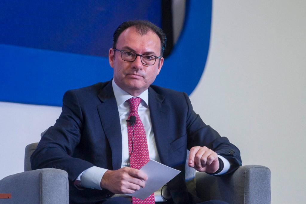 Picture of Luis Videgaray Secretary Finance Public Credit
