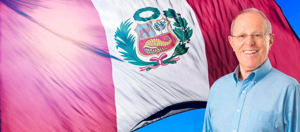 Pedro Pablo Kuczynski, new President of Peru