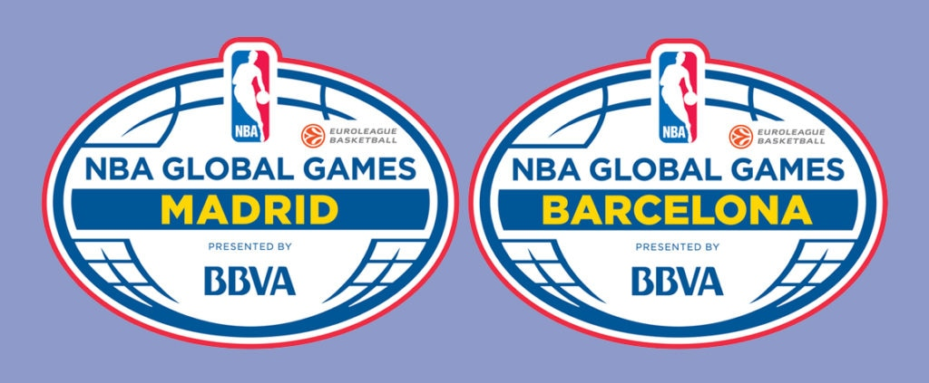NBA Global Games 2016 Madrid Barcelona by BBVA