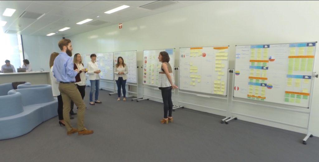 Photo of Scrum Madrid BBVA agile