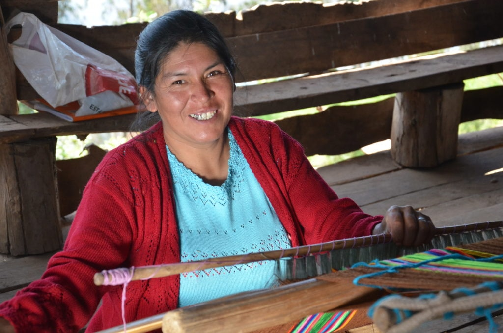 Silvia Gonzales, Fundacion Microfinanzas Peru