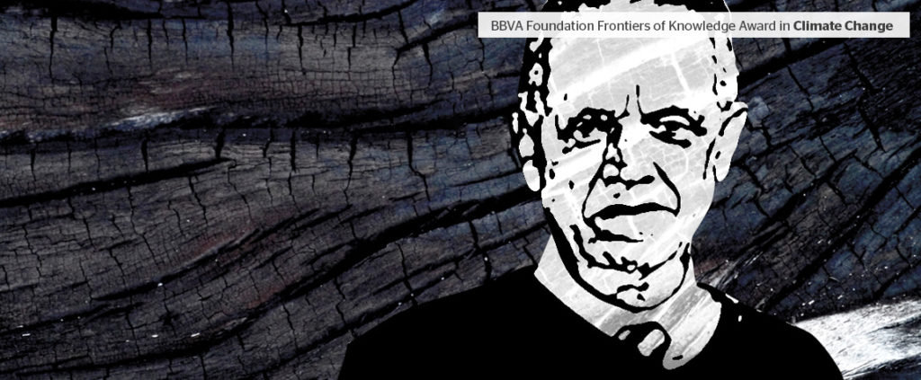 Picture of Ramanathan, BBVA Foundation Frontiers of Knowledge Award