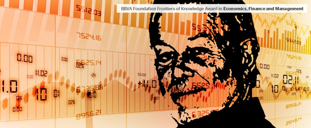 Picture of Robert Wilson, BBVA Foundation Frontiers of Knowledge Award
