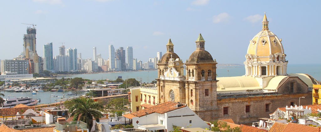 Picture of cartagena de indias colombia tourism travel trips south america places popular bbva