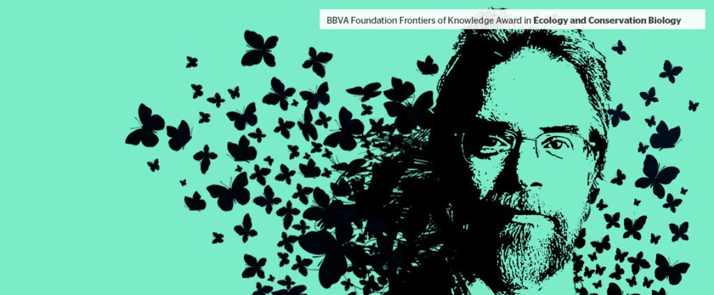 Picture of Ilka Hanski, BBVA Foundation Frontiers of Knowledge Award