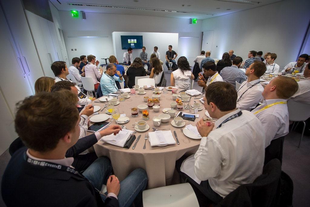Foto Breakfast at Wired Money and BBVA