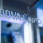 BBVA Compass logo in Houston