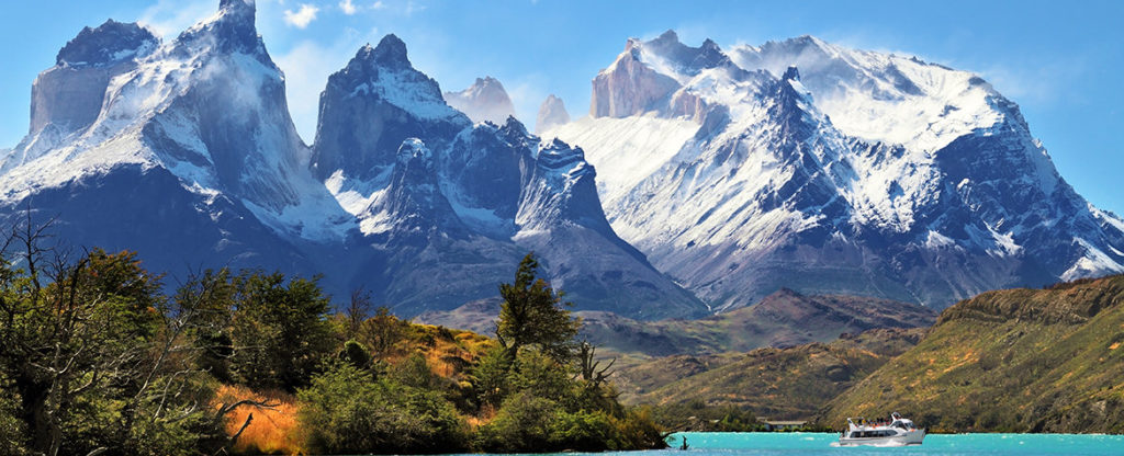 Views of Chile