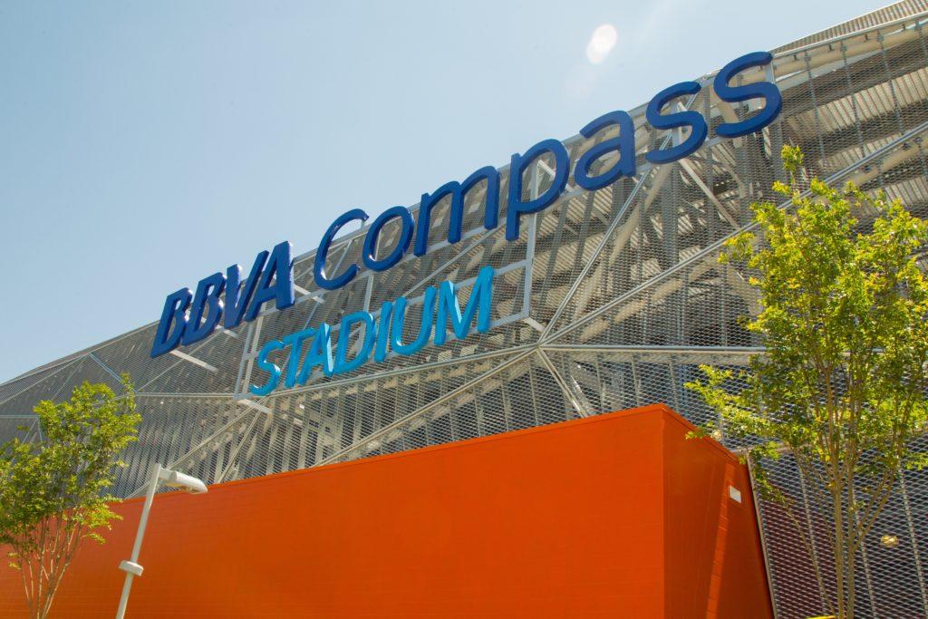 BBVA Compass Stadium in Houston