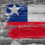 Picture of Vicente rodero flag chile BBVA