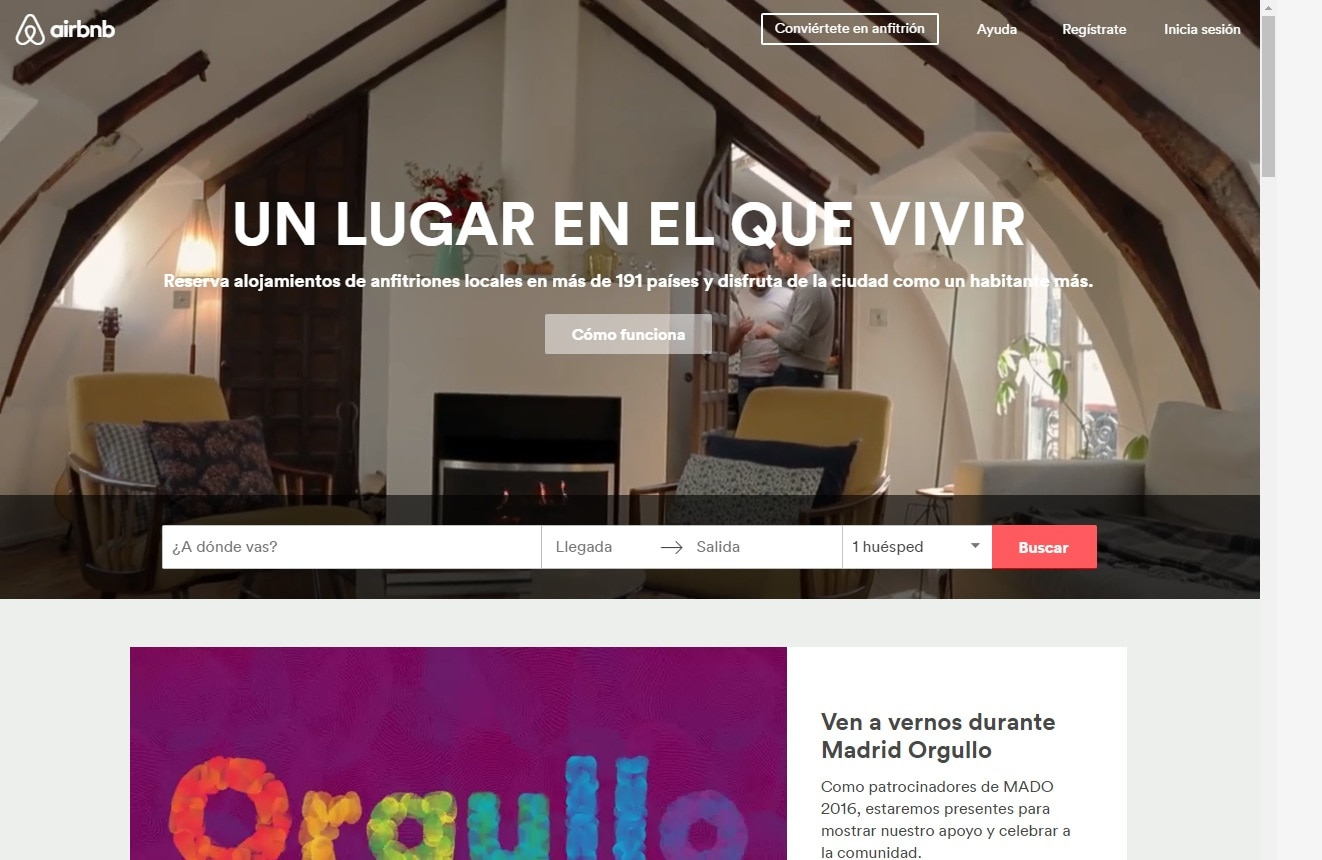 Airbnb A Design Thinking Success Story BBVA - Design thinking website