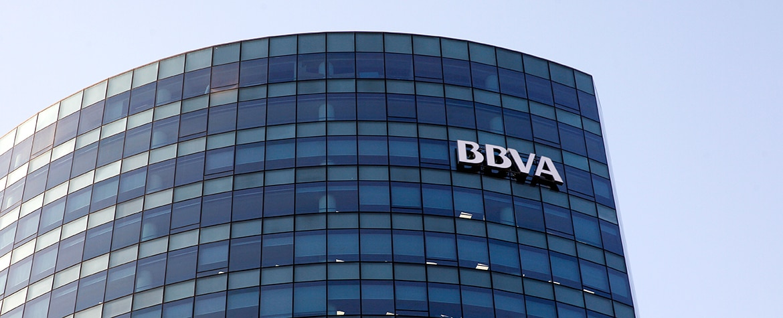 BBVA tower in Chile