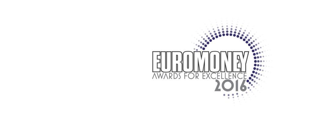 Photo Euromoney Awards 2016