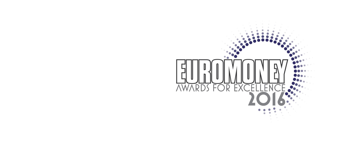 Photo Euromoney Awards 2016