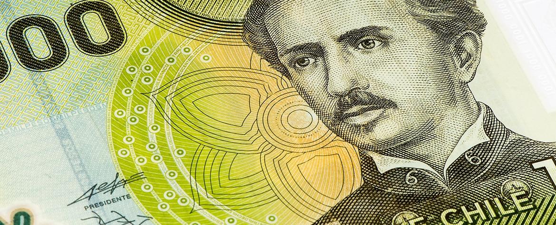 Picture of Headboard economy money Chile BBVA