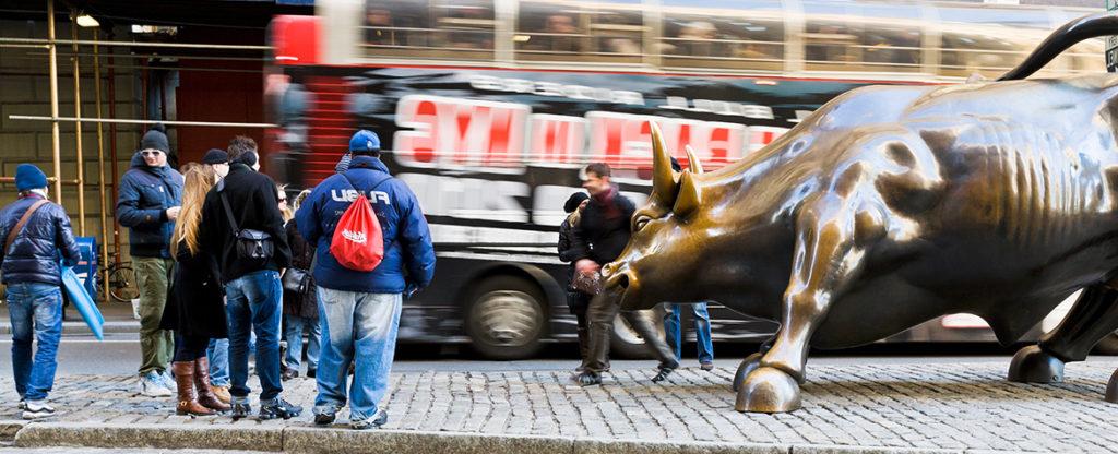 The Bull, Wall Street symbol