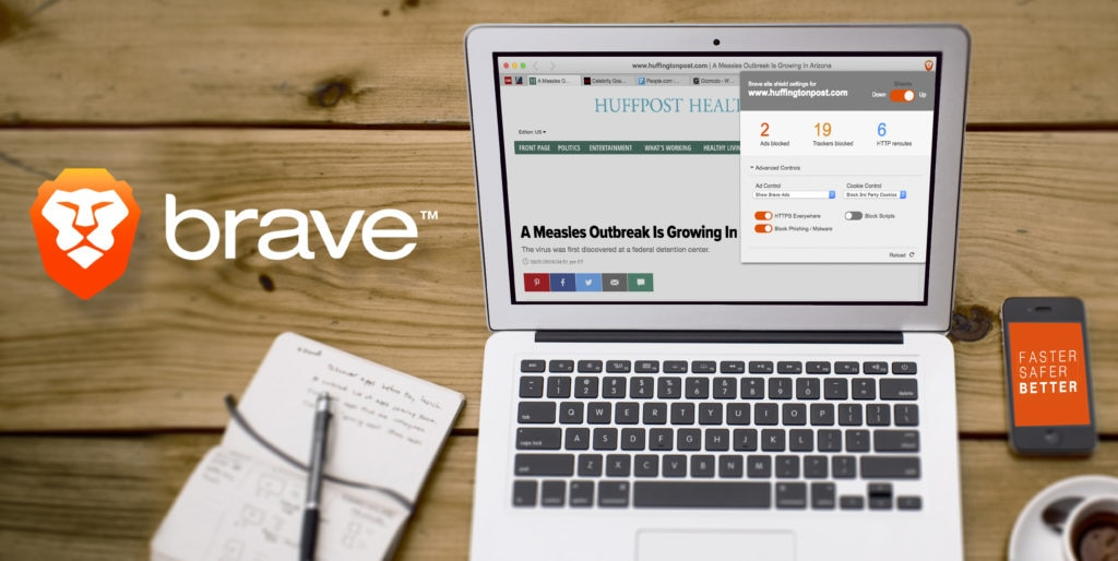 A photo of Brave Software