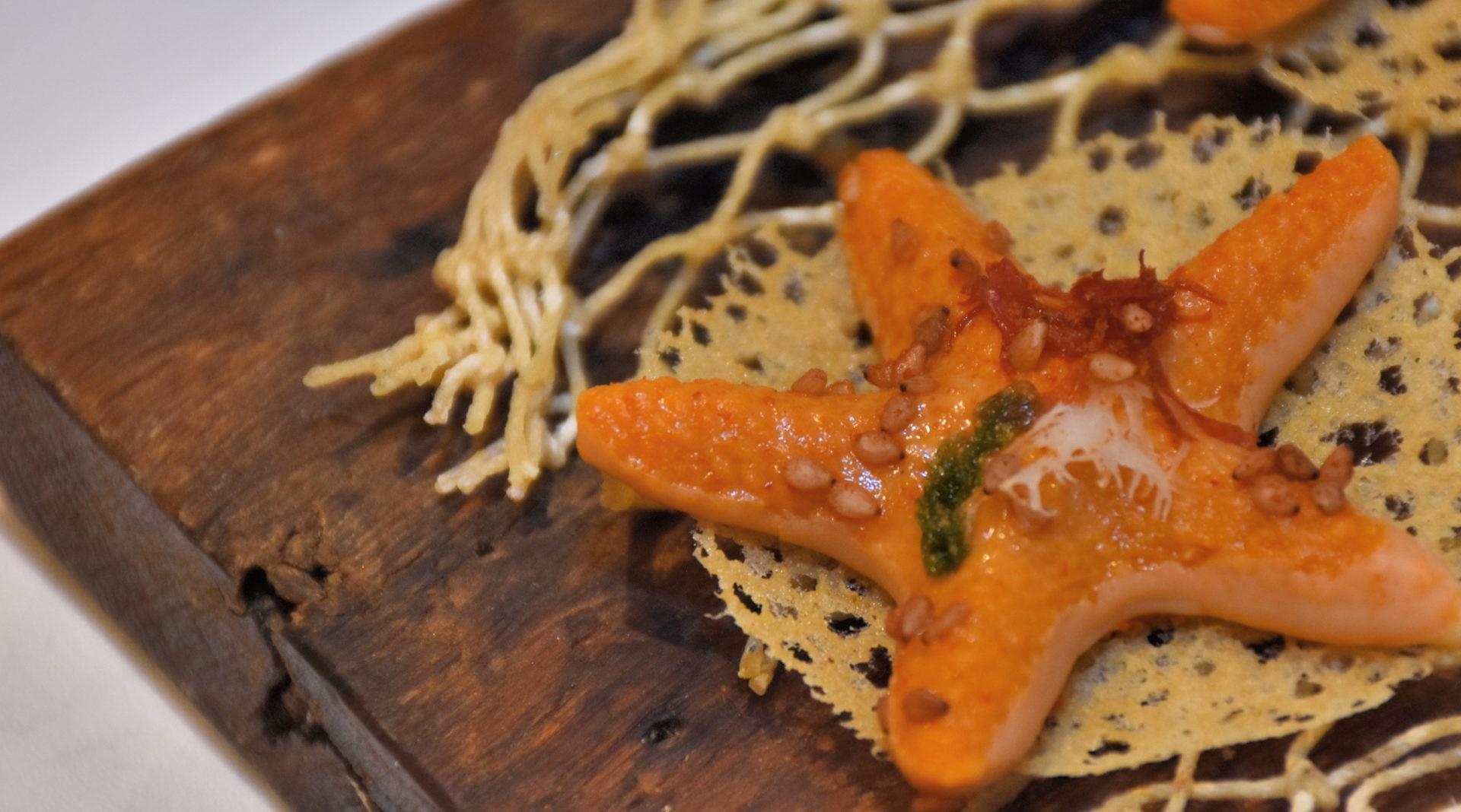 Picture of Starfish Hong Kong menu BBVA Celler Tour 2016